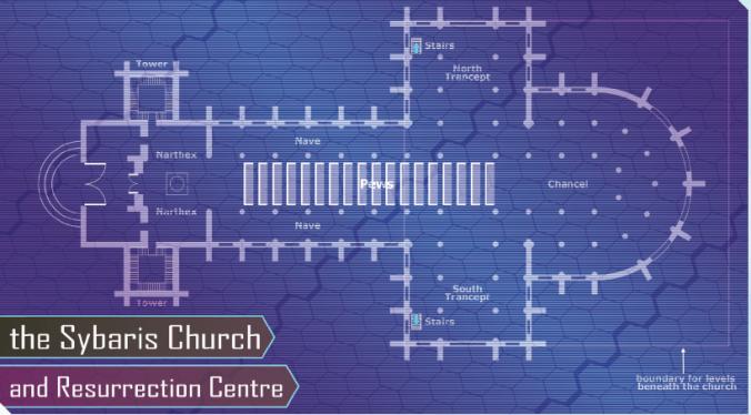 Sybaris Church